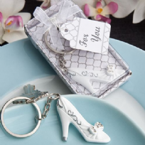 Cinderella's Slipper Key Ring Favours